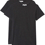 Camiseta Fit Amazon color gris oscuro