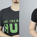 Mangas de camiseta - comparativa en camisetas hombres negras