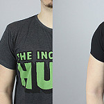 Mangas de camiseta - comparativa en camisetas hombres negras 2