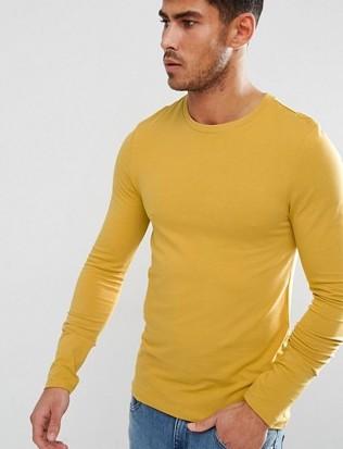 Mangas de camiseta - manga larga - camisetas hombre