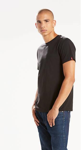 Camiseta NEgra Levi's SS