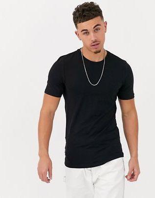 Camisetas Negras